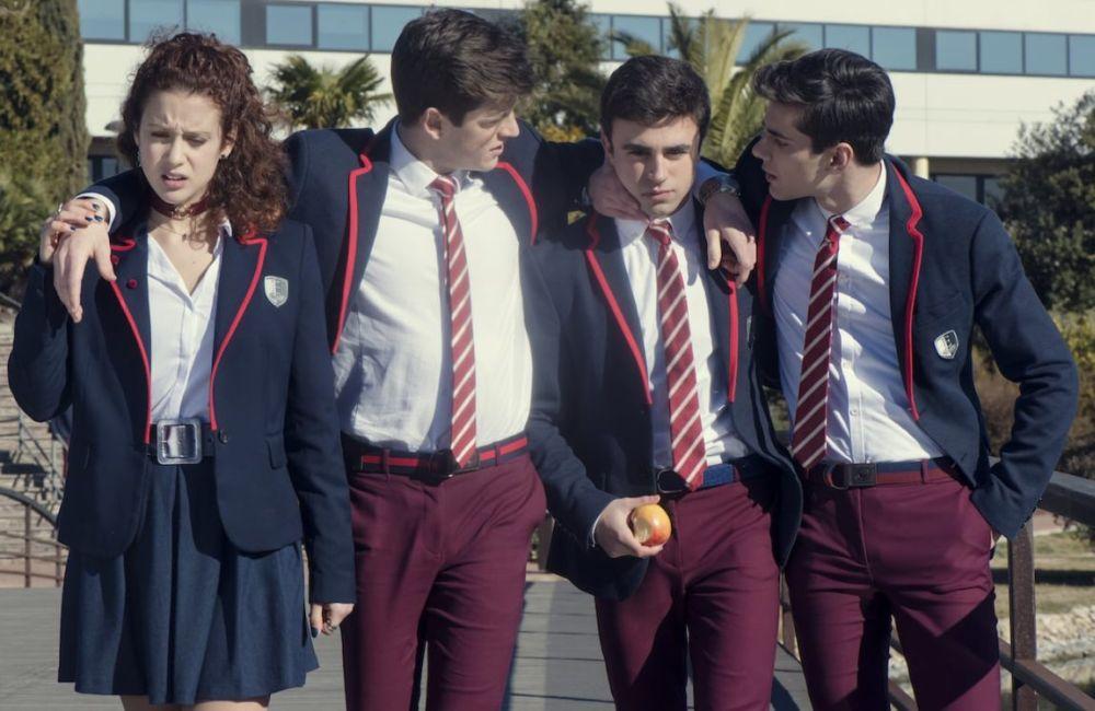Elite su Netflix: cast, trama, anticipazioni