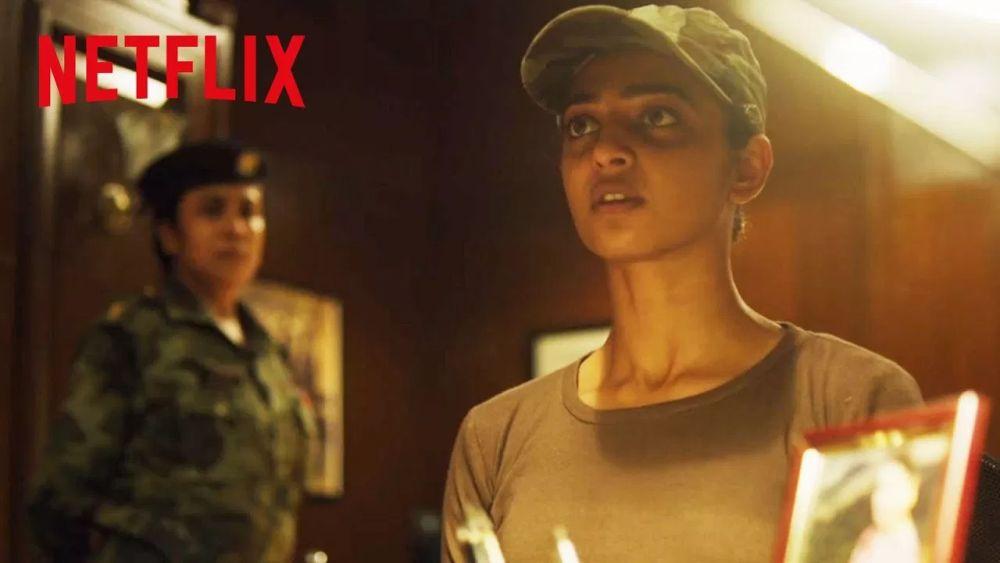 Ghoul su Netflix: uscita, trailer, trama