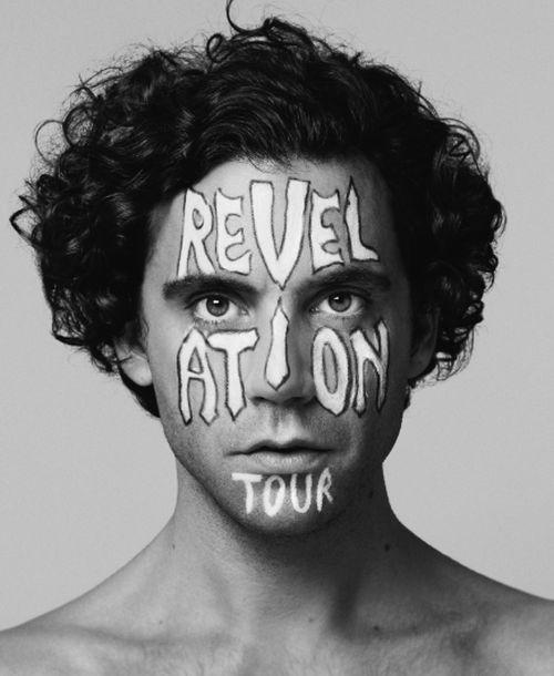 Revelation Tour di Mika: date, biglietti, scaletta
